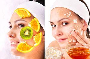 На фото: Омолаживающие маски для лица