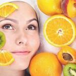 Маска для лица с фруктовыми кислотами
