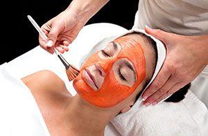 На фото: Рецепты морковной маски для лица