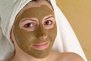 На фото: Дрожжевая маска для лица