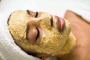 На фото: Маски для лица из картофеля