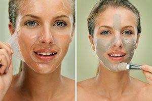 На фото: Рецепты масок с подтягивающим эффектом